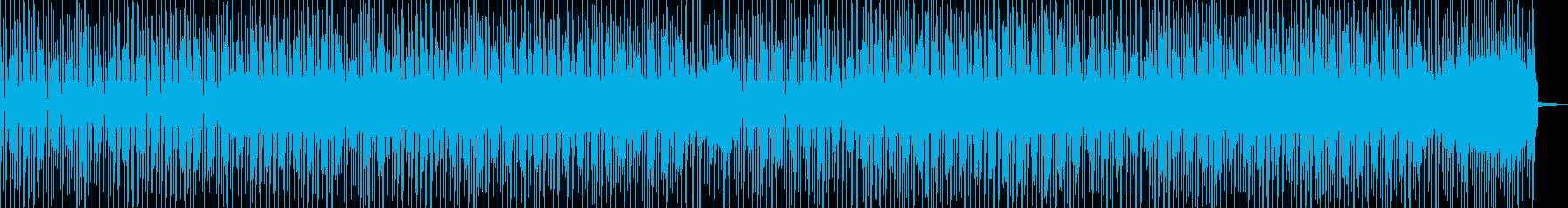 日常を彩るウクレレ&ギターポップス Cの再生済みの波形