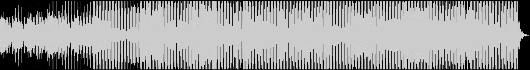 電子楽器。パルスダンスビートは、駆...の未再生の波形
