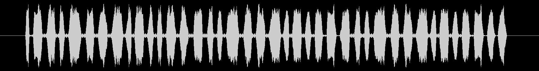 【NES RPG01-08(メッセージ)の未再生の波形