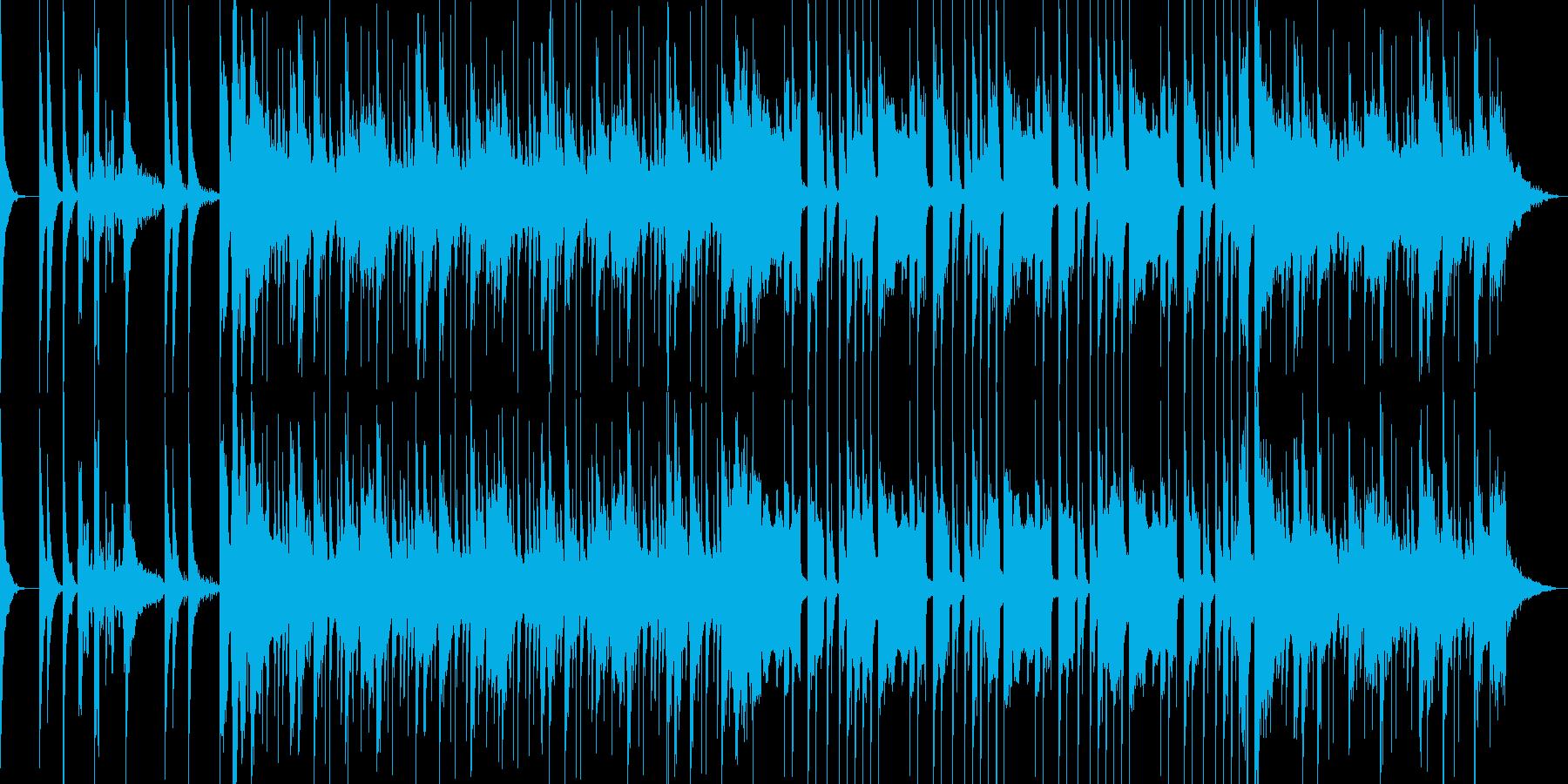 エスニック×R&Bの再生済みの波形