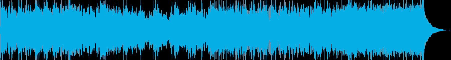 映画・ゲーム用バトルBGM34の再生済みの波形