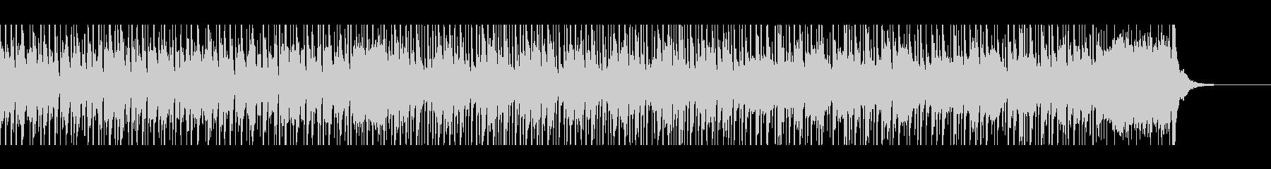 アラビアベリーダンス(60秒)の未再生の波形