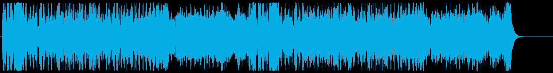 オーケストラ。ループ可。オープニングなどの再生済みの波形