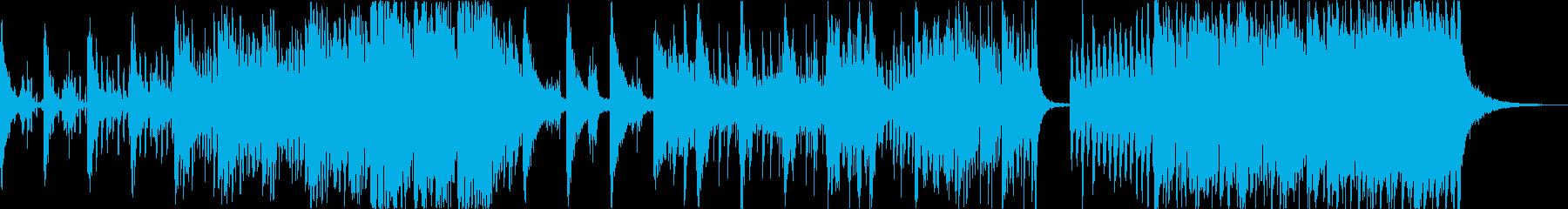 現代の交響曲 劇的な 神経質 ピア...の再生済みの波形