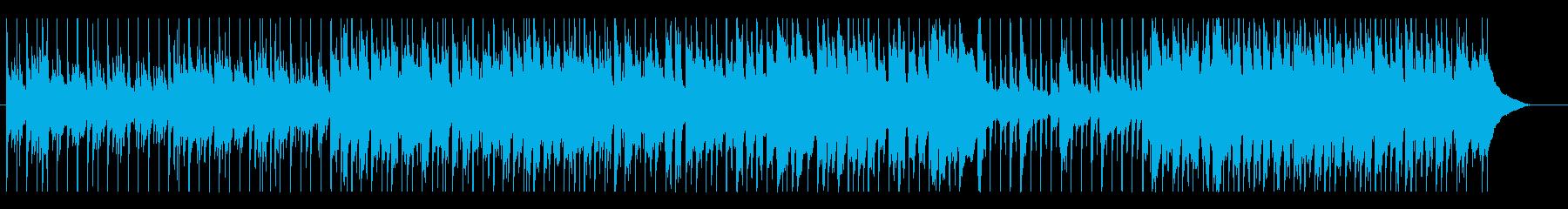 ポップインストゥルメンタル。幸せな...の再生済みの波形