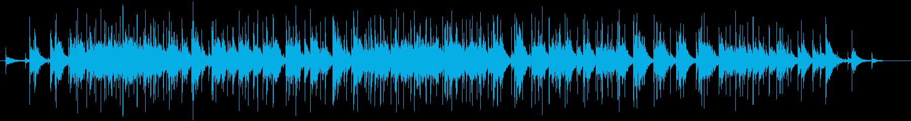 スモールスタジオオーディエンス:女...の再生済みの波形