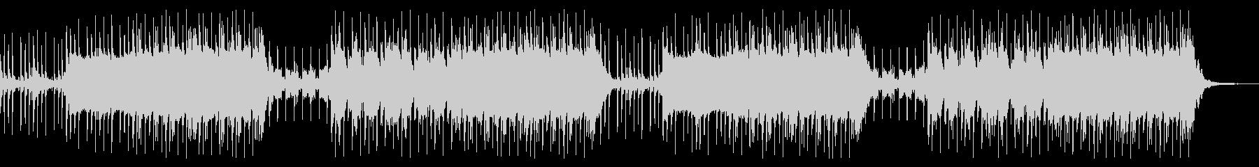 和風ダークヒップホップ2(三味線,尺八)の未再生の波形