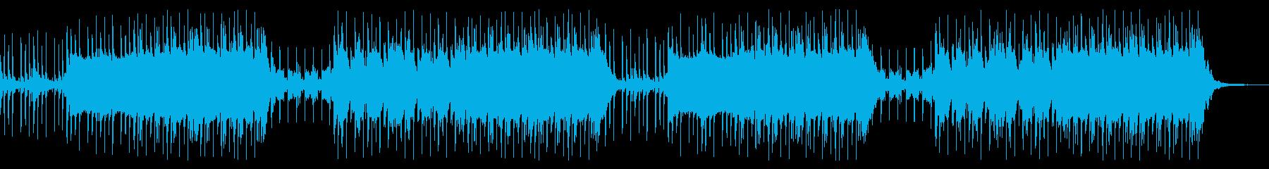 和風ダークヒップホップ2(三味線,尺八)の再生済みの波形