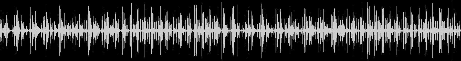 動画向けピアノと木琴鉄琴のほのぼの日常の未再生の波形