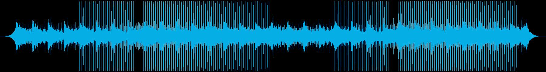 面接するの再生済みの波形