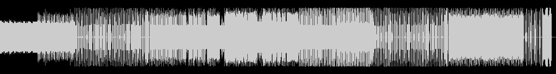 8bit優雅でコミカルな不思議のワルツの未再生の波形
