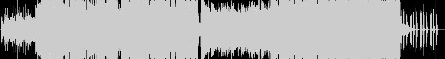 【ダブステップ】EDM・オープニング映像の未再生の波形