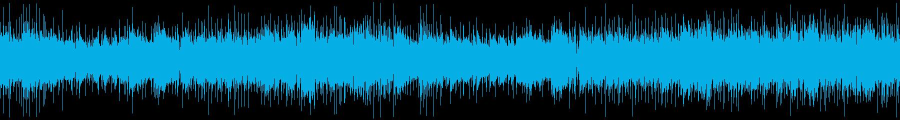劇伴/VP2、爽やか、生アコギ・ポップCの再生済みの波形