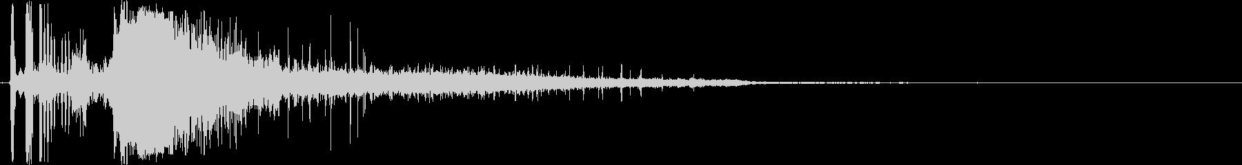 【SFX】 トランスフォーム_01の未再生の波形