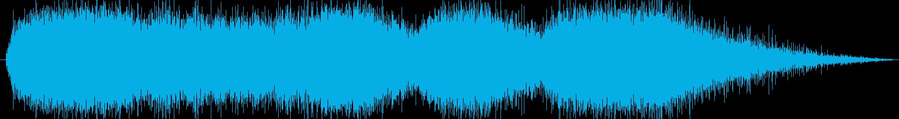 機械 ジグソーエンジンシーケンス03の再生済みの波形