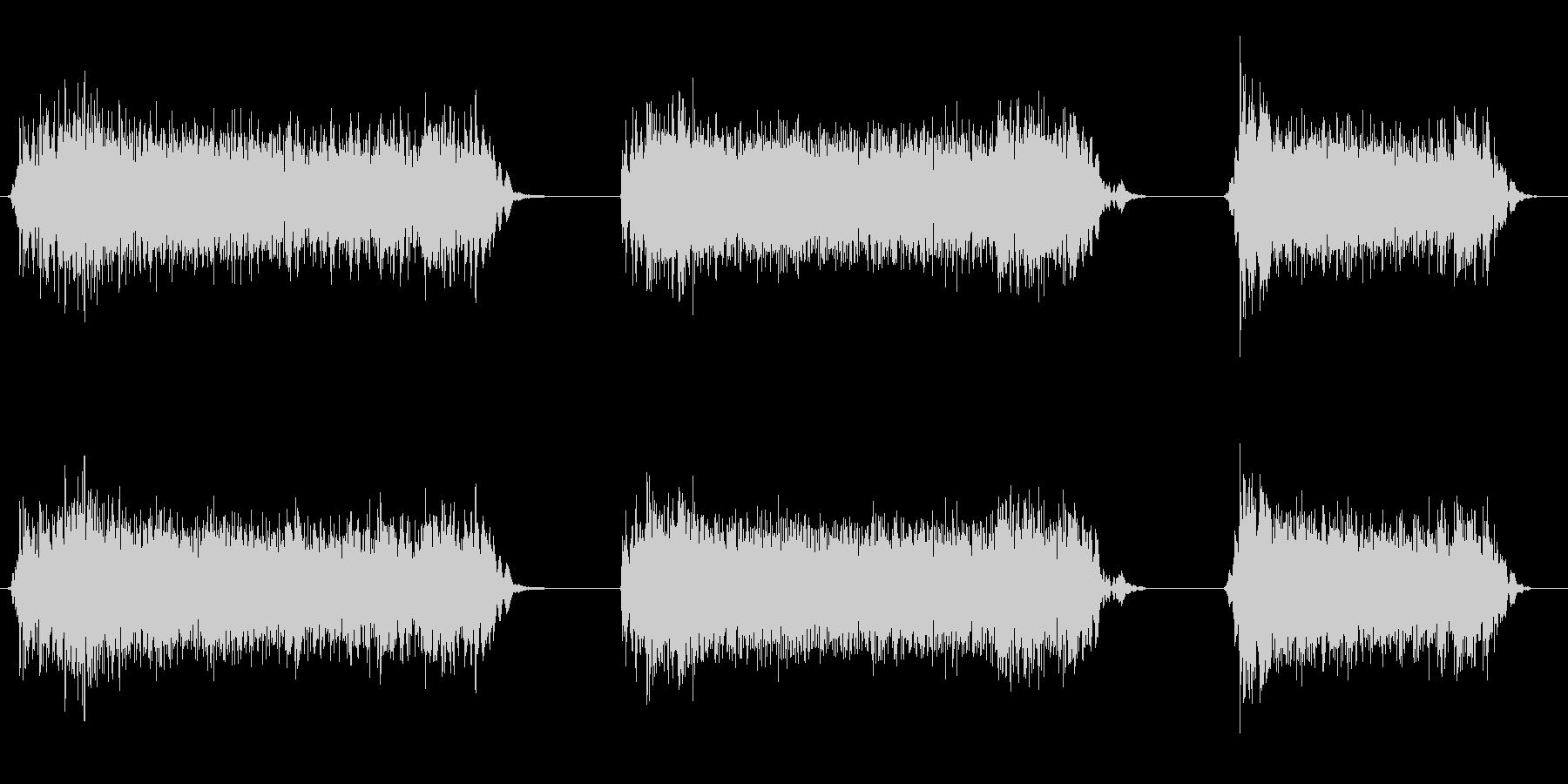 フィクション 電力装置 04をオフにするの未再生の波形