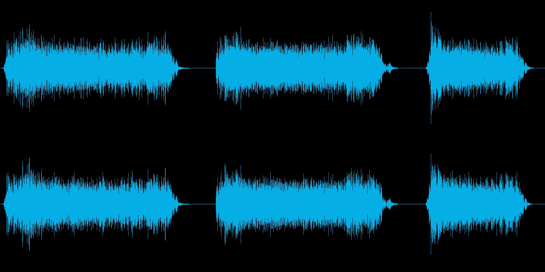 フィクション 電力装置 04をオフにするの再生済みの波形