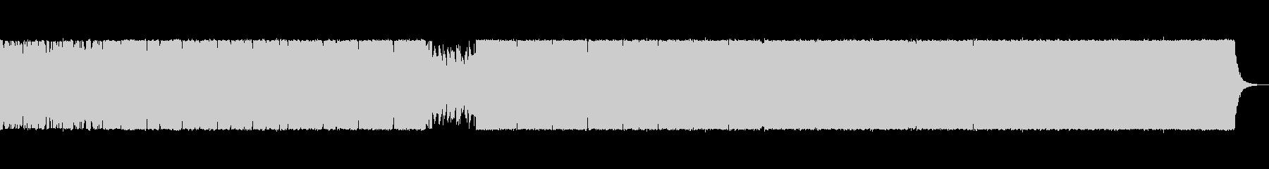 暗い/ダーク/重厚感/シリアス/EDMの未再生の波形