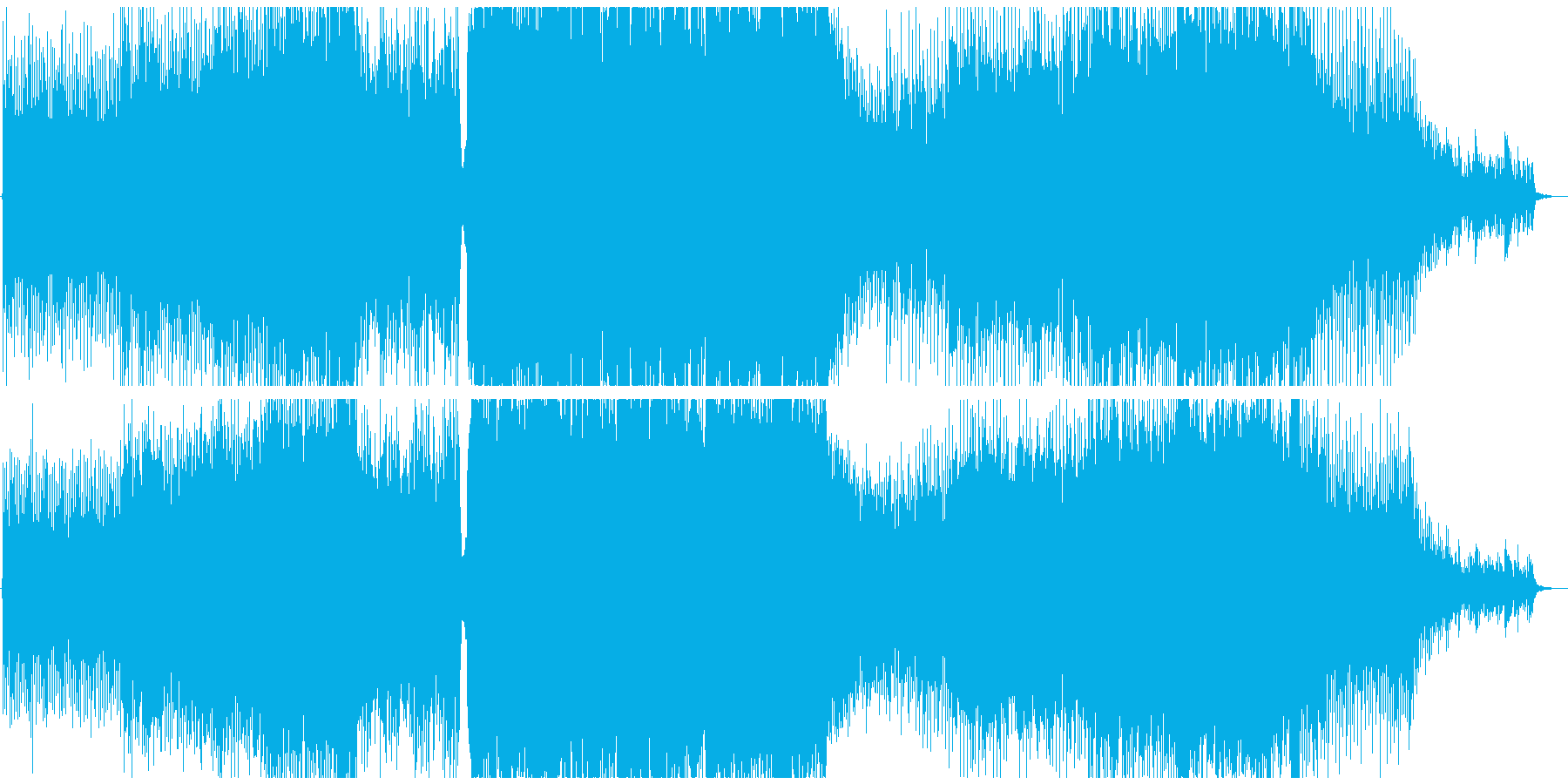 Soarの再生済みの波形