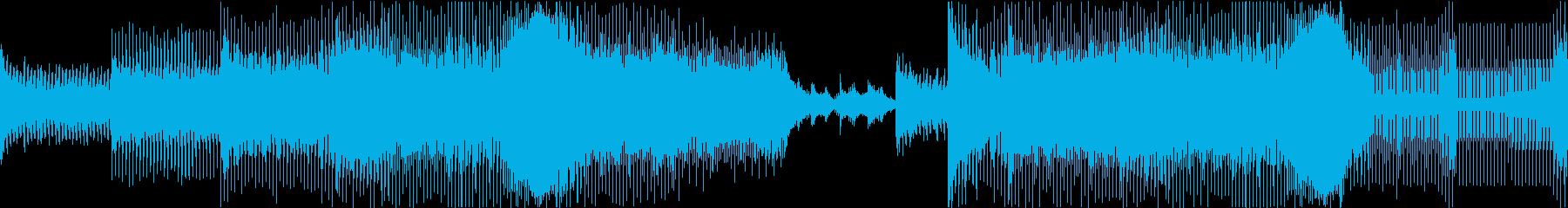 アコギ ギター EDM 爽快感 明るいLの再生済みの波形
