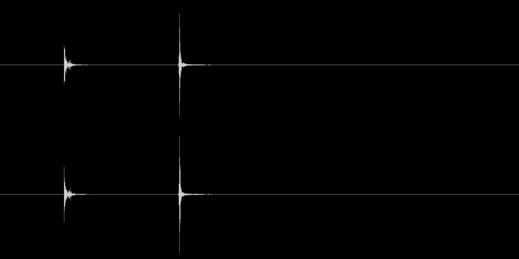 レディースフェイスパウダーコンパク...の未再生の波形