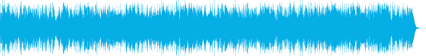 世の中がゆっくり再び動き出す時、バラードの再生済みの波形