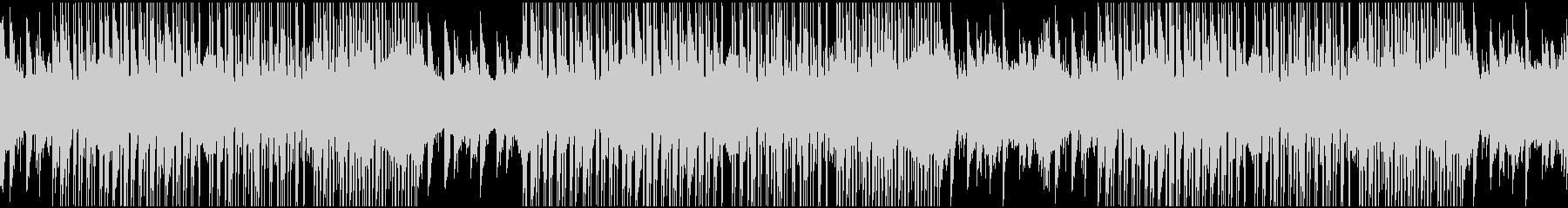 洋楽 淡々 ピアノ シンセサイザー...の未再生の波形
