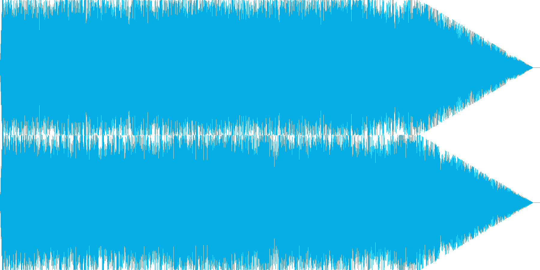 泣きのギターソロが炸裂するロックサウンドの再生済みの波形