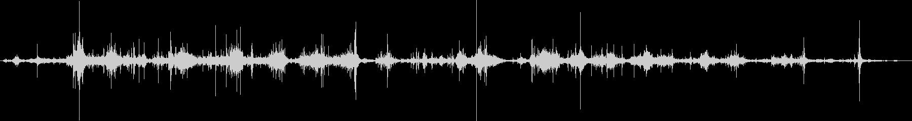 3つのマストスクール:ボード上:レ...の未再生の波形