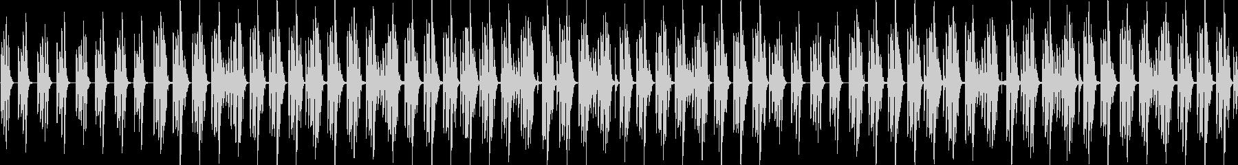 ループ コロコロした音色がかわいい日常系の未再生の波形