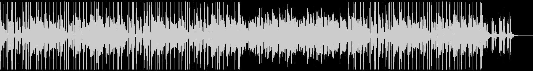 シンプルな電子ピアノR&Bフレーズの未再生の波形