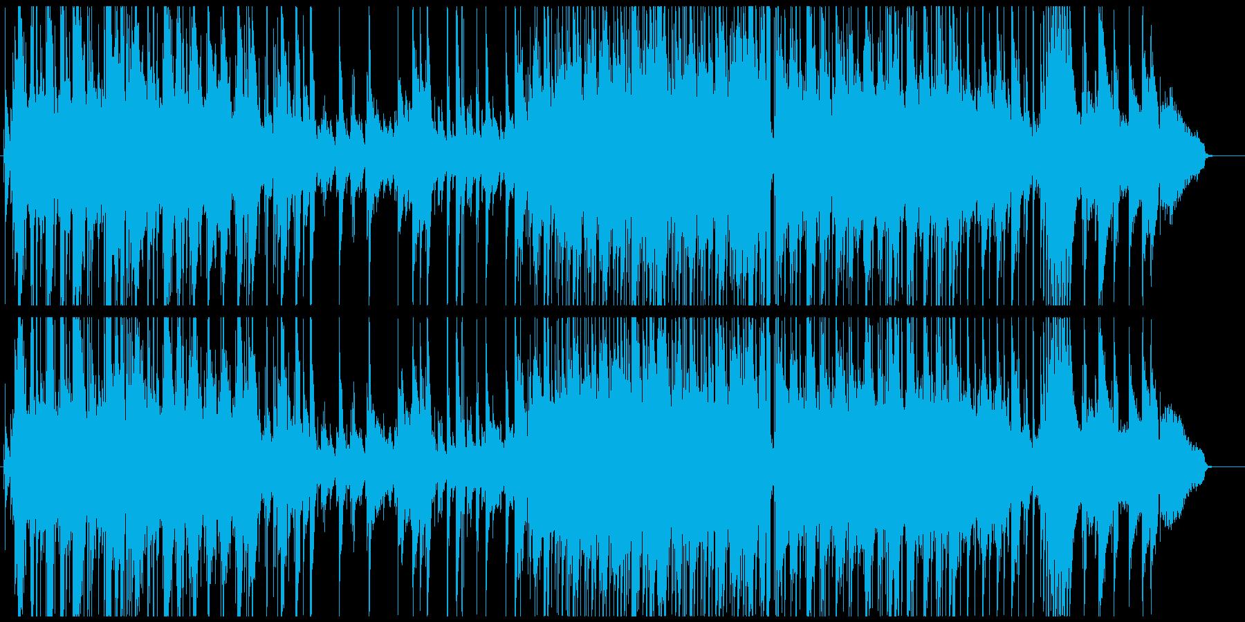 エレピによる落ち着いたテンポのラブソングの再生済みの波形