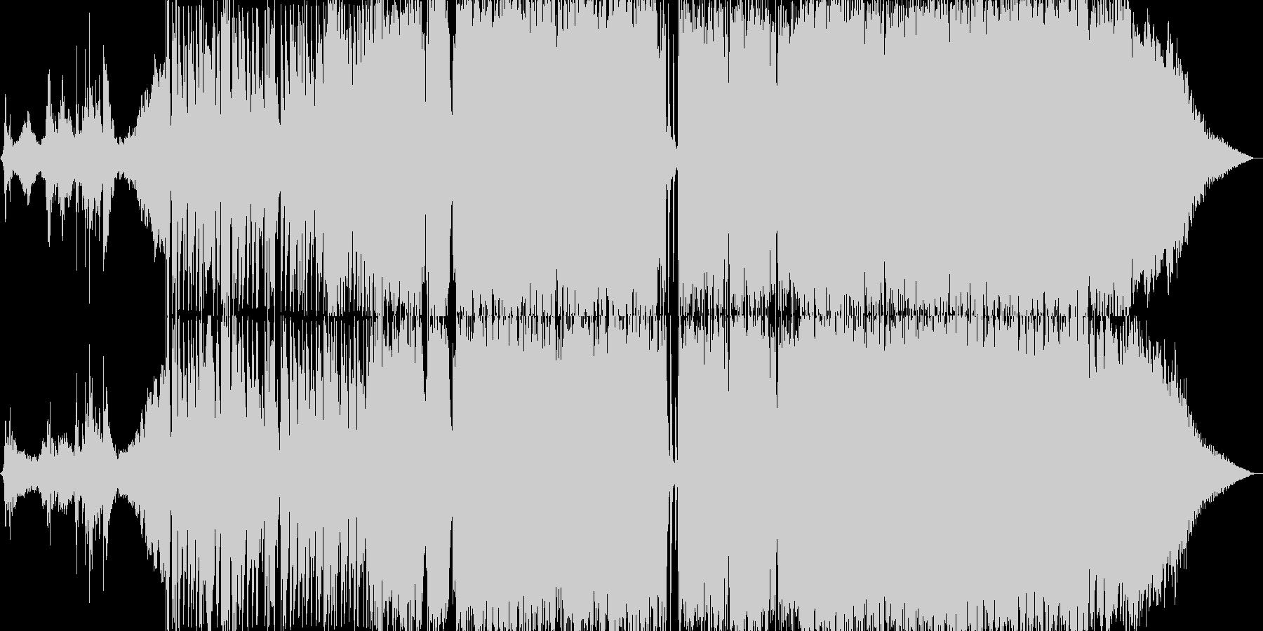 アンビエント センチメンタル 技術...の未再生の波形