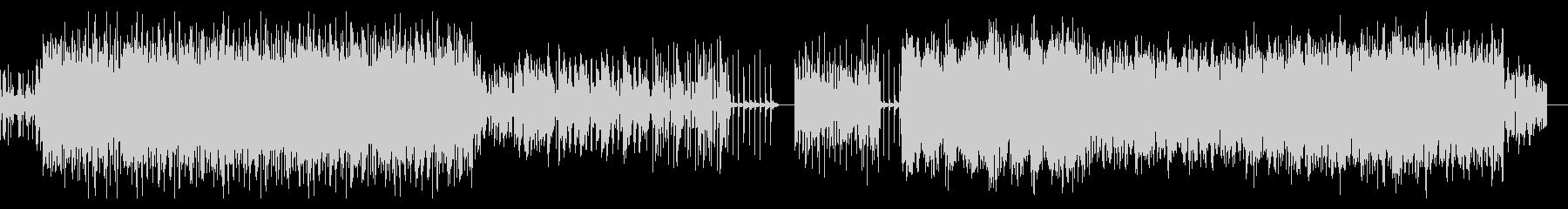 メロウでスタイリッシュなアーバンサウンドの未再生の波形