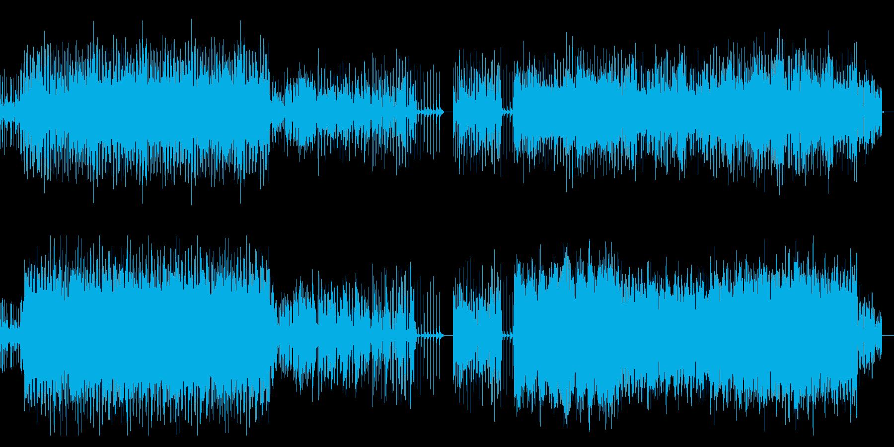 メロウでスタイリッシュなアーバンサウンドの再生済みの波形