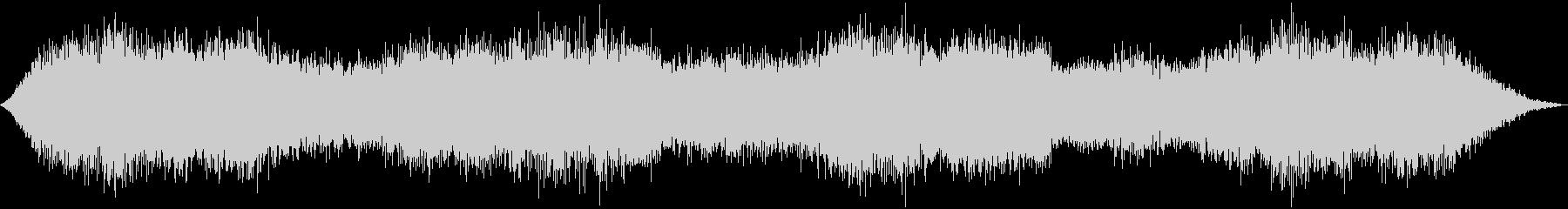 ダークアンビエント_03 ホラースケイプの未再生の波形