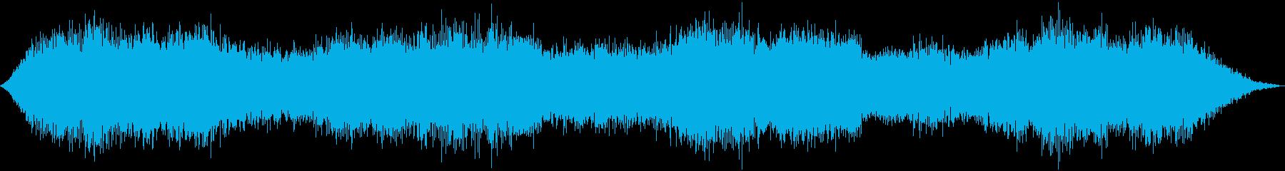 ダークアンビエント_03 ホラースケイプの再生済みの波形