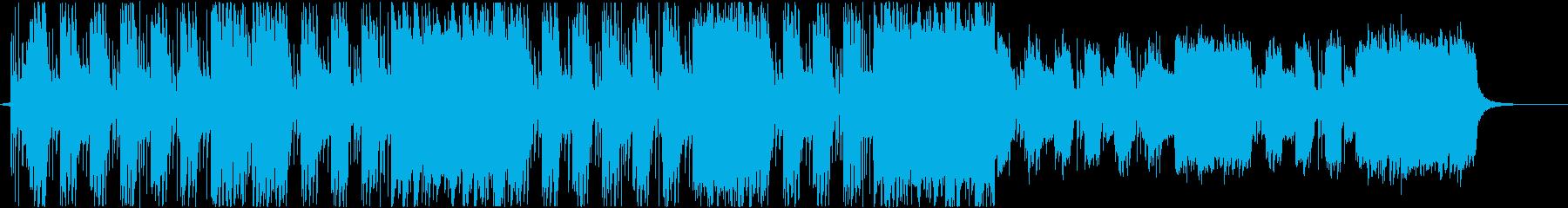 企業VP、CM系EDM 5の再生済みの波形