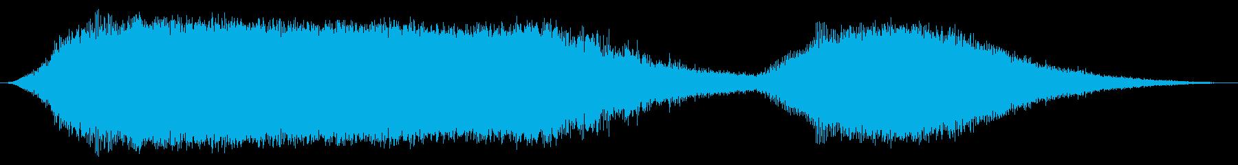 停電4の再生済みの波形