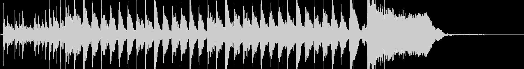ユーモラスで短い「バットマン」テー...の未再生の波形
