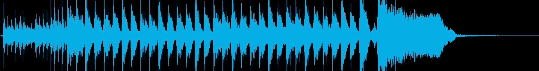 ユーモラスで短い「バットマン」テー...の再生済みの波形