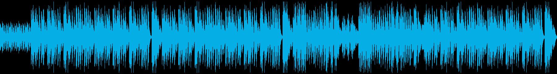 小さな小さなピアノ曲、その2です。の再生済みの波形