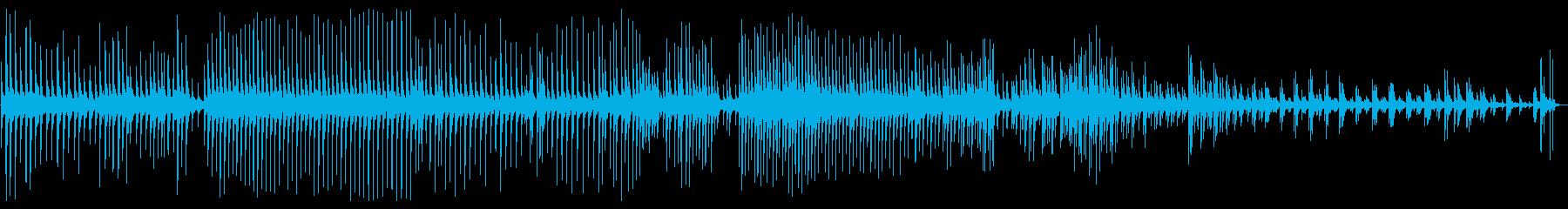 ウッドスティック、フォリーのロース...の再生済みの波形