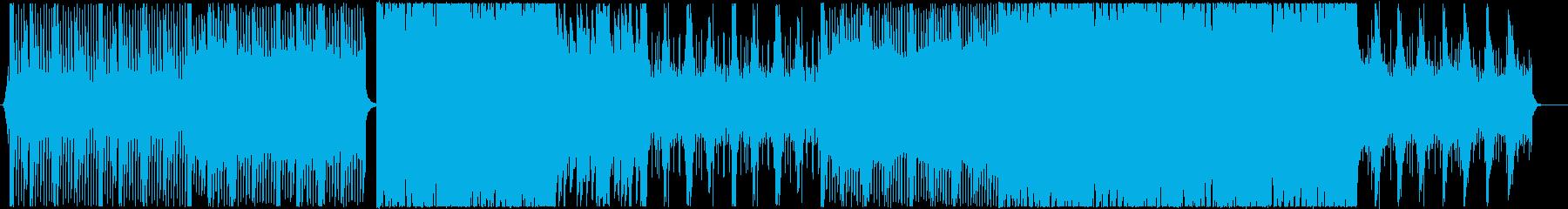 OP-爽快-PV-冒険-アクティブ-希望の再生済みの波形