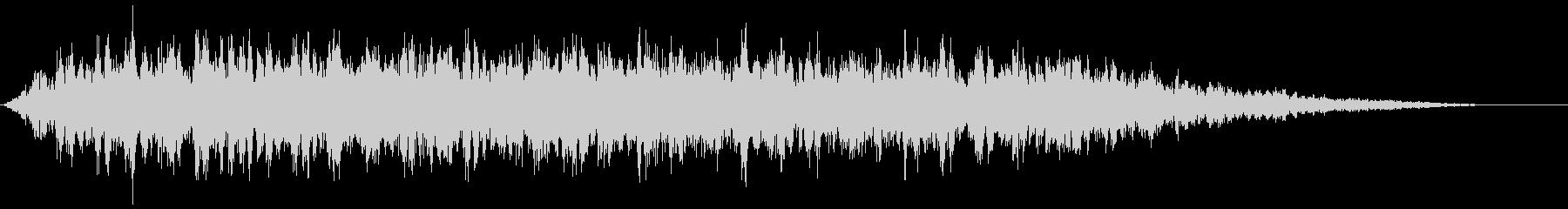 【ダークアンビエント】ホラーBGM_02の未再生の波形
