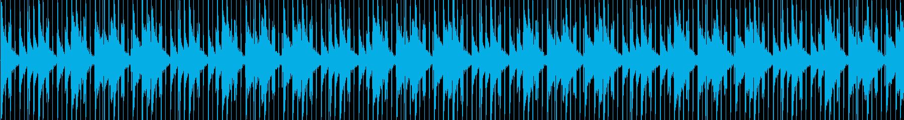 【チルアウトBGM】lofi/まったりの再生済みの波形