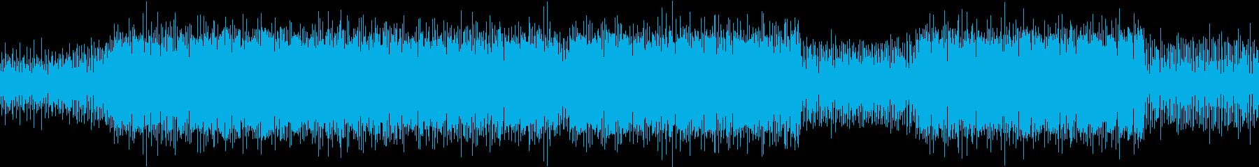 リズムに乗せたメロディーが特徴的の再生済みの波形