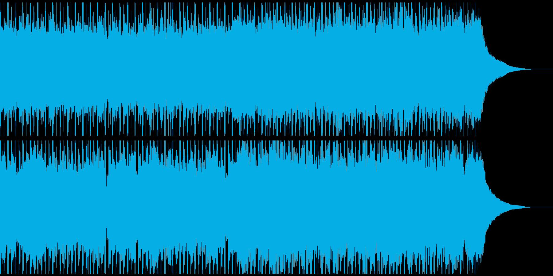 コーポレート・アップビート(ショート1)の再生済みの波形