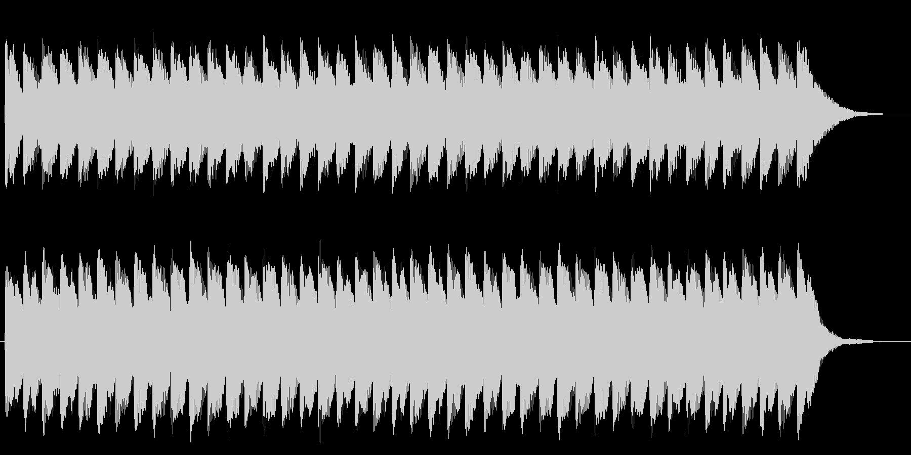 踏切 警報音01-2の未再生の波形