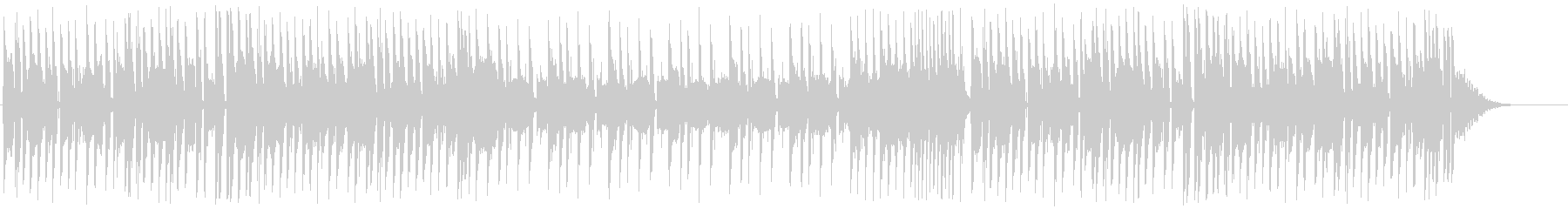 ギターリフが印象的なFutureBassの未再生の波形